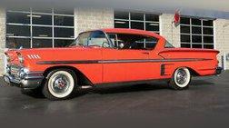 1958 Chevrolet Impala Frame Off Restored