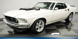 1969 Ford Mustang Fastback Restomod