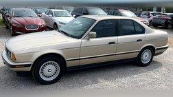 1991 BMW 5 Series 525i