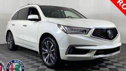 2019 Acura MDX w/Advance w/RES