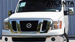 2015 Nissan NV Passenger S V8