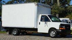 2004 GMC Savana 15' Box Truck