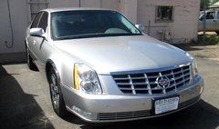 2007 Cadillac DTS Luxury 1