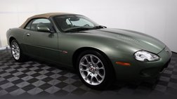 2000 Jaguar XKR Base