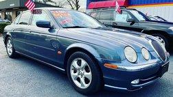 2000 Jaguar S-Type 3.0