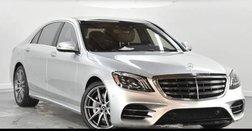 2018 Mercedes-Benz S-Class S 560 4MATIC