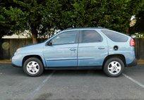 2002 Pontiac Aztek Base