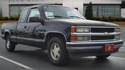 1996 Chevrolet C/K 1500 C1500 Silverado