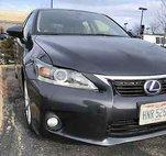 2011 Lexus CT 200h 200