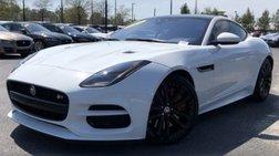 2019 Jaguar F-TYPE R