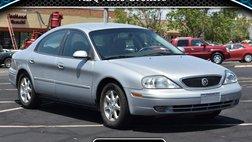 2002 Mercury Sable GS