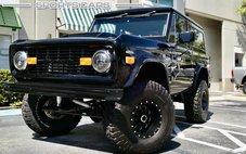 1971 Ford Bronco 2dr Wagon