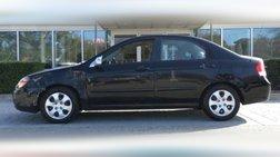 2009 Kia Spectra EX