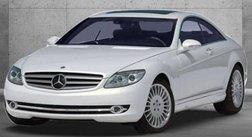 2008 Mercedes-Benz CL-Class CL 63 AMG