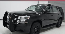 2017 Chevrolet Tahoe Police
