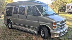 2002 Chevrolet Express Explorer SE Limited Conversion Package