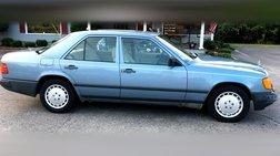1989 Mercedes-Benz 260-Class 260 E