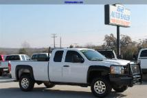 2012 Chevrolet  Extended Cab 4x4 1-Owner