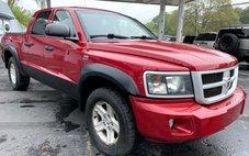 2010 Dodge Dakota 4WD Crew Cab Bighorn/Lonestar
