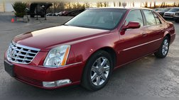 2006 Cadillac DTS 4dr Sdn w/Livery Pkg