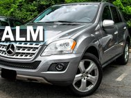 2010 Mercedes-Benz M-Class ML 350 BlueTEC