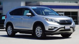 2016 Honda CR-V EX-L w/Navi