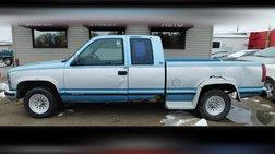 1993 Chevrolet C/K 1500 C1500 Cheyenne
