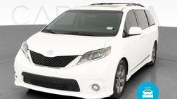 2015 Toyota Sienna SE Minivan 4D