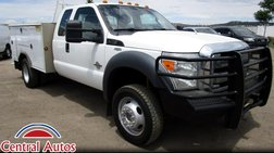 2012 Ford Super Duty F-450 4WD SuperCab 162