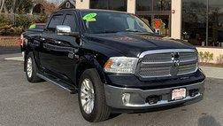2013 Ram Ram Pickup 1500 Laramie Limited