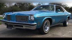 1975 Oldsmobile Cutlass Supreme 2dr Coupe S