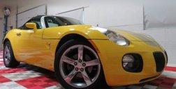 2008 Pontiac Solstice SCCA T2 Champion Edition