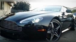 2016 Aston Martin V8 Vantage S Roadster