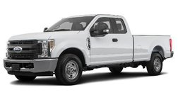 2018 Ford Super Duty F-250 Platinum