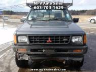1991 Mitsubishi Mighty Max Pickup Base