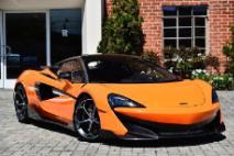 2019 McLaren  RWD