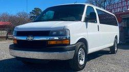 2015 Chevrolet Express LT 3500 Extended