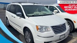 2008 Chrysler Town and Country Limited