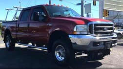 2003 Ford F-350 Lariat Crew Cab Long Bed 4WD