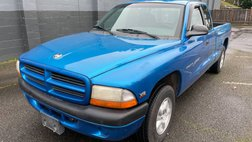 1999 Dodge Dakota Sport