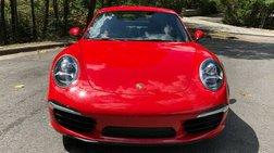 2012 Porsche 911 2+2- seat Coupe