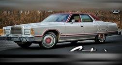 1977 Ford LTD Landau