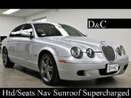 2006 Jaguar S-Type R Base