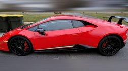 2018 Lamborghini Huracan LP 640-4 Performante