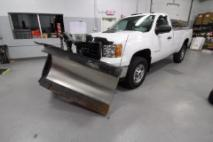 2012 GMC Sierra 2500HD Work Truck