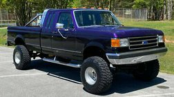 1989 Ford F-150 4X4