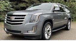 2020 Cadillac Escalade ESV Luxury