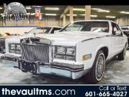 1984 Cadillac Eldorado Base