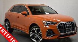 2020 Audi Q3 2.0T quattro Prestige S line