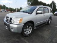 2004 Nissan Armada LE